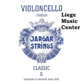 cellosnaar G Jargar classic blue medium