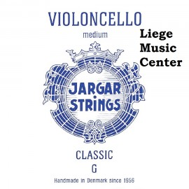 corde violoncelle SOL Jargar classic bleu medium