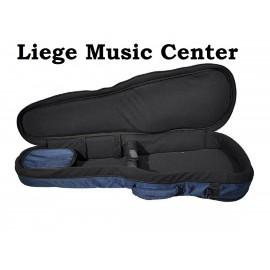 valise violon 3/4 Boston bleu