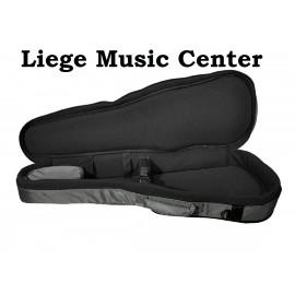 valise violon 3/4 Boston gris