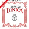 cordes violon Pirastro Tonica 1/2 3/4 medium