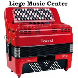 accordéon Roland FR1XB rouge