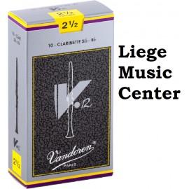 rieten bes-klarinet Vandoren V12 (2,5)