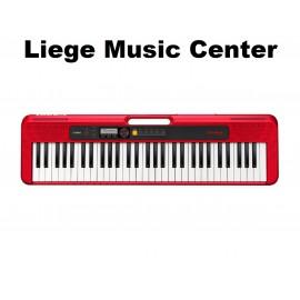 clavier Casio CT-S200 rouge