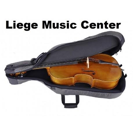 étui violoncelle 4/4 Boston 23mm high-tech nylon