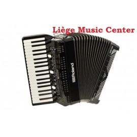 accordeon Roland FR4X zwart