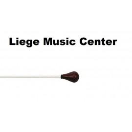 baguette chef d'orchestre 45cm poignée bois courte