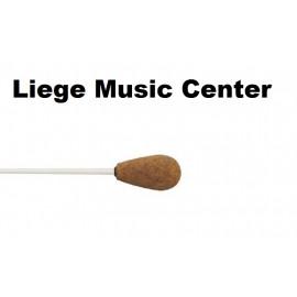 baguette chef d'orchestre 45cm poignée en liège large