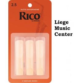 rieten alt saxofoon Rico (2,5)