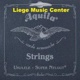 cordes soprane ukulélé Aquila