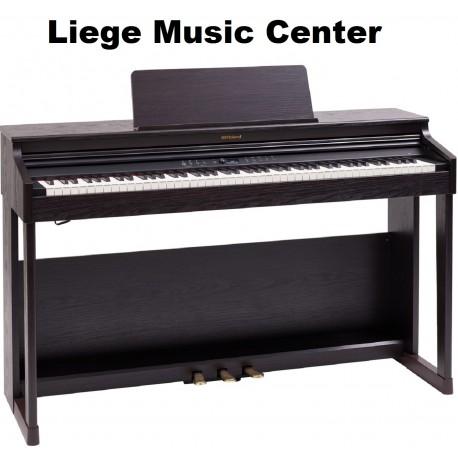 piano électronique Roland RP-701 brun foncé