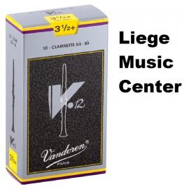 rieten bes-klarinet Vandoren V12 + (3,5)
