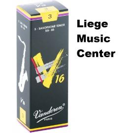 Blätter Saxophone tenor V16 Vandoren (3)