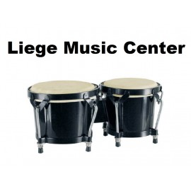 """bongo set Hayman 6,5"""" + 7,5"""" zwart"""