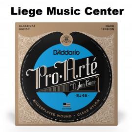 Konzertgitarren Saiten D'Addario Pro Arte hard tension
