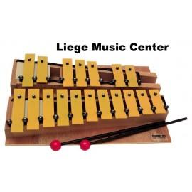 Glockenspiel soprano chromatique